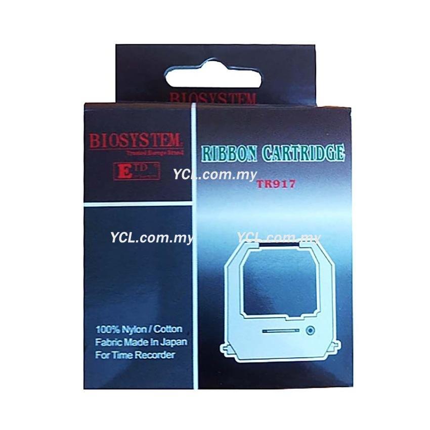 Biosystem Time Recorder Ink Cartridge TR917